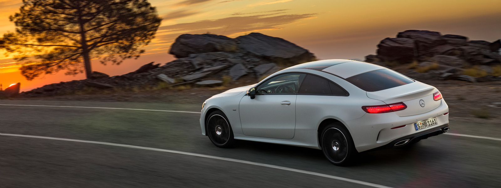 E-Class Coupe - Global Supplier Training Program
